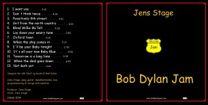 Bob Dylan Jam