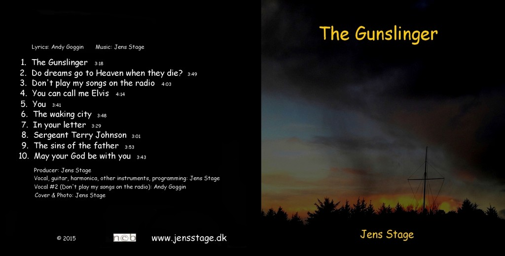 The Gunslinger - Jens Stage