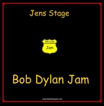 Bob Dylan Jam, Tribute album to Bob Dylan, Jens Stage