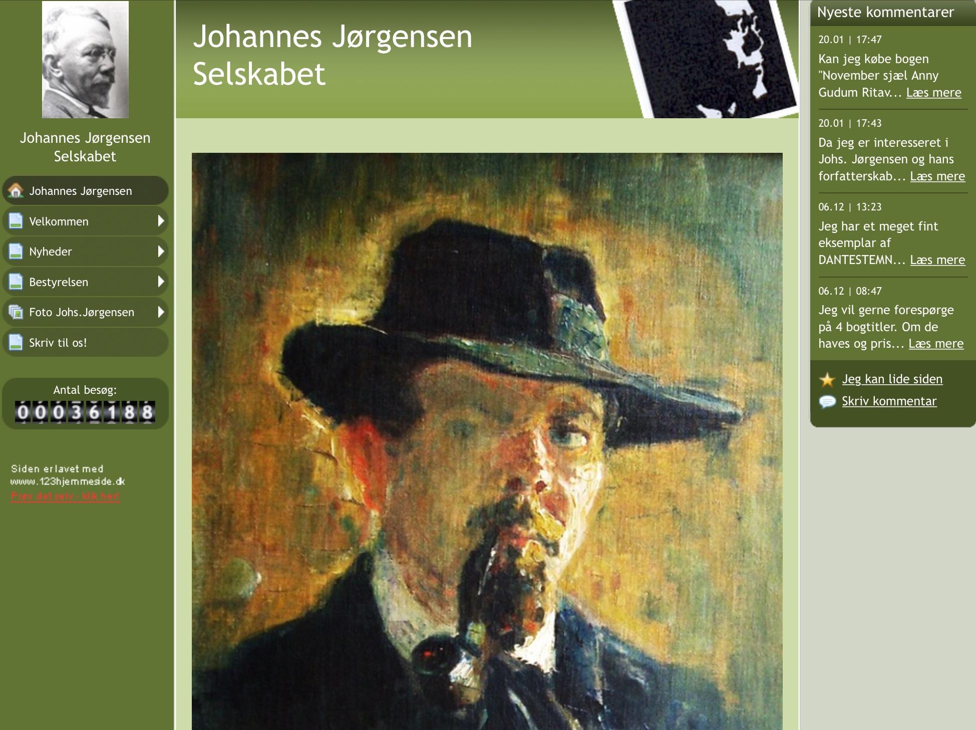 Johannes Jørgensen (1866-1956)