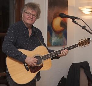 Jens Stage - Troubadour - Musiker, Komponist, Sangskriver
