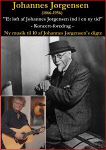 Koncertforedrag-Johannes Jørgensen (1866-1956)